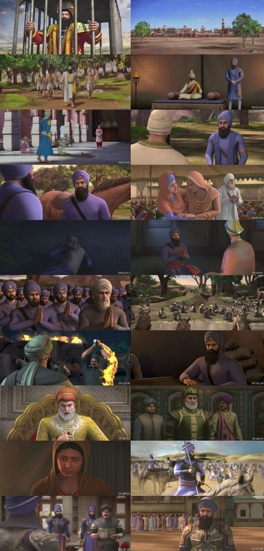 Chaar Sahibzaade 2 2016 Screenshots