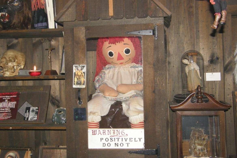 Kisah Nyata Annabelle Dari Film The Conjuring