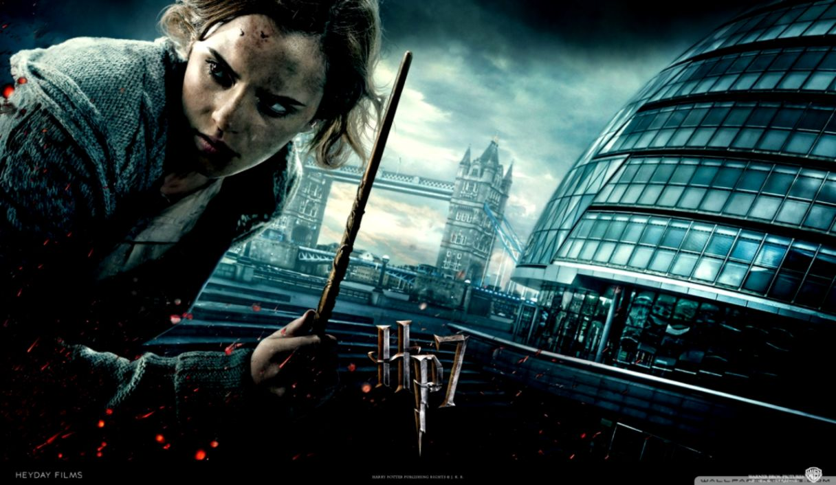 Harry Potter And The Deathly Hallows Emma Watson Hd