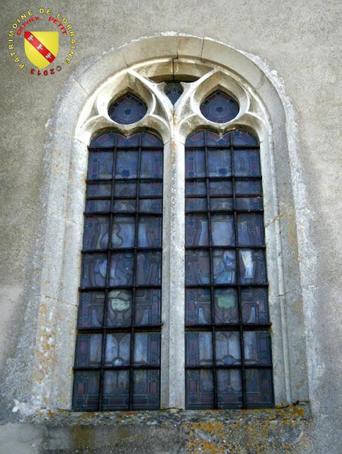 Parey-Saint-Césaire - Eglise Saint-Césaire - Baie à lancettes