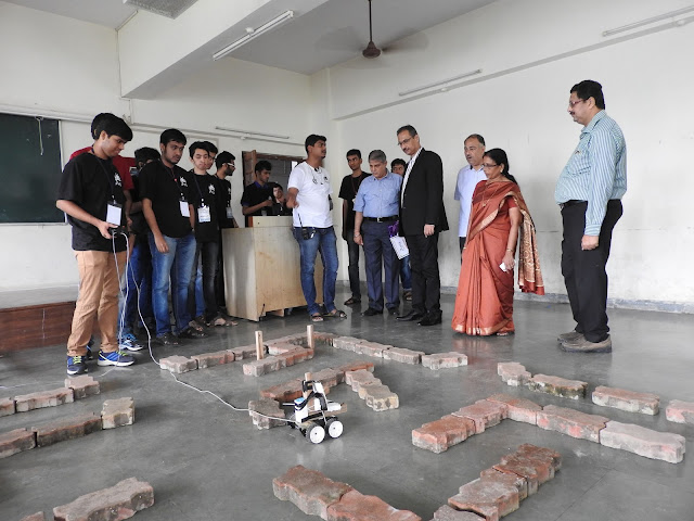 VESIT converges imagination with engineering through Praxis Techfest