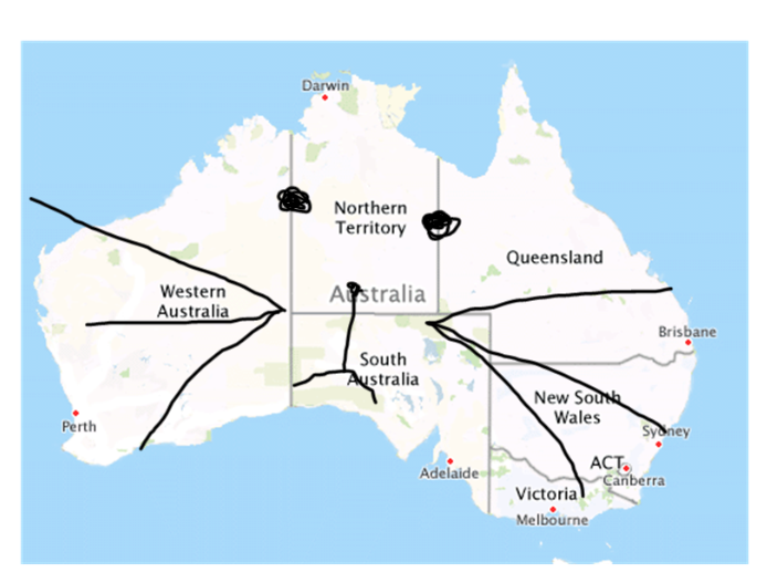 Writing to comprehend rather than to express you know it but can sometimes it helps if they imagine the continents as something else i always see a cat when i see australia no offense if youre australian gumiabroncs Choice Image