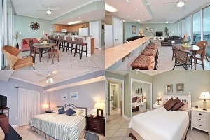 Sanibel Condominiums Gulf Shores Alabama Unity 604