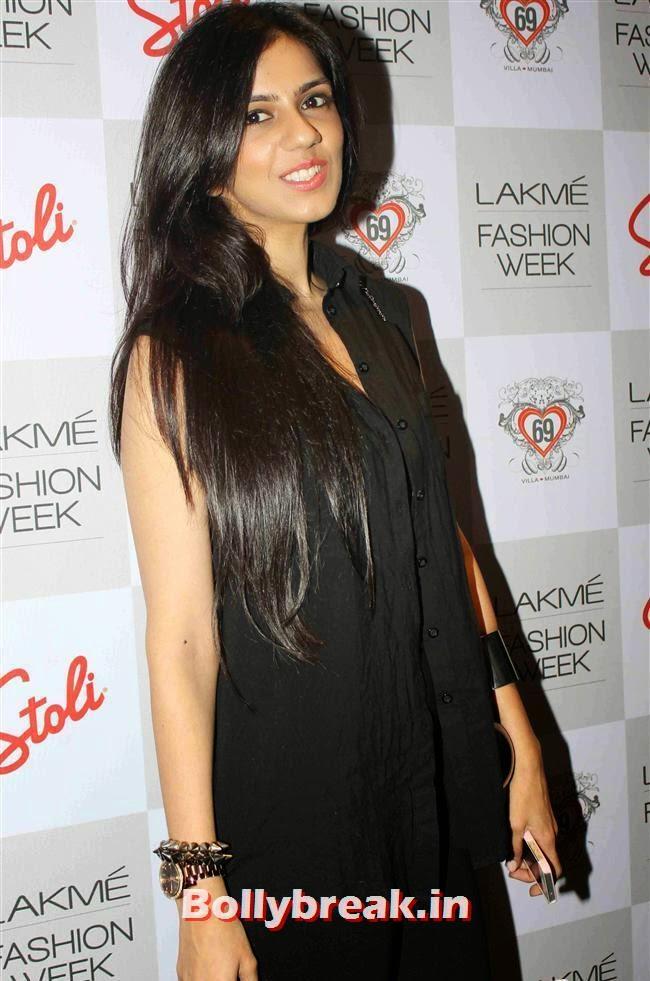 Nishka Lulla, Lakme Fashion Week 2014 After Party Pics