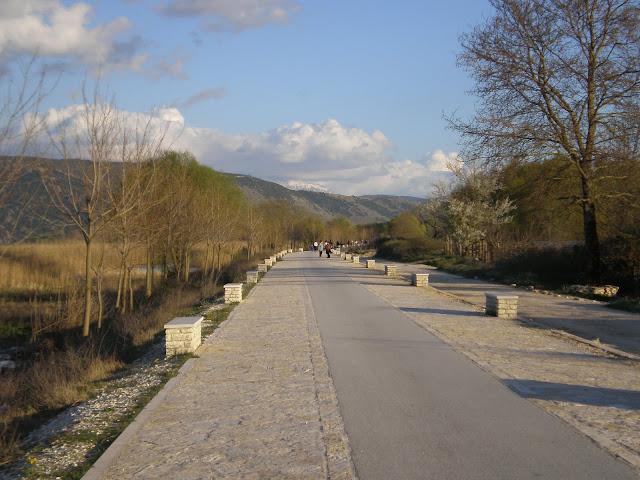 Το Συμβούλιο της Επικρατείας δικαίωσε την Περιφέρεια Ηπείρου για τον ποδηλατοδρόμο στη λίμνη Παμβώτιδα
