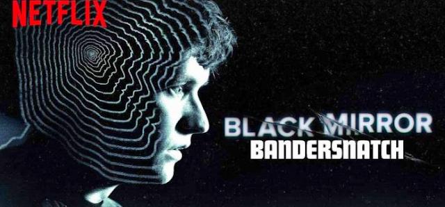 Netflix processada por plagio Black Mirror