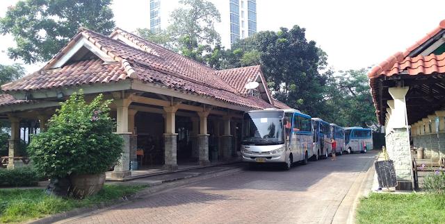 Terminal Bus Lippo Karawaci