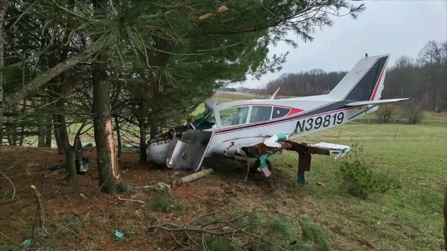 Kathryn's Report: Bellanca 17-30A Viking, N39819: Accident occurred