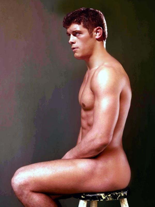 Nakenbilder Av Cody Rhodes