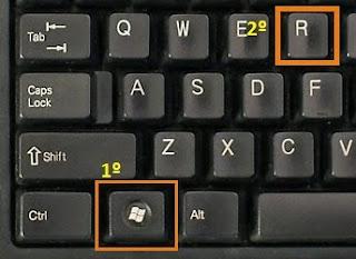 أهم أوامر واختصارات المفاتيح للويندوز Run او Exécuter سغنيك عن البحث أو تحميل البرامج