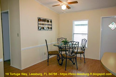 19 tortuga way leesburg FL 34788 dining room