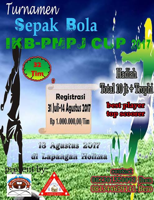 IKB-PMPJ Se- Jawa dan Bali CUP akan Dilaksanakan di Wamena