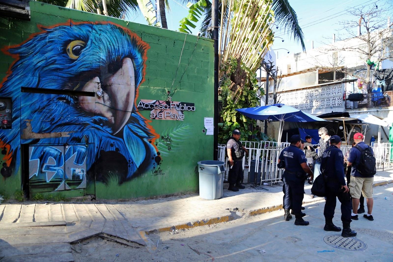 Cártel de Sinaloa, de Jalisco, del Golfo y Los Zetas se disputan el corredor turístico más importante de México