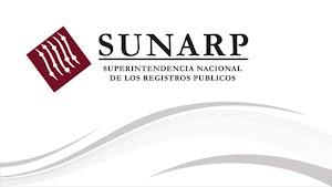 ¿Que es Sunarp? – Superintendencia Nacional de los Registros Públicos