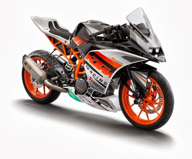 KTM RC390, RC200, RC125 2014 Bakal Hot Di Pasaran Motosikal Malaysia?