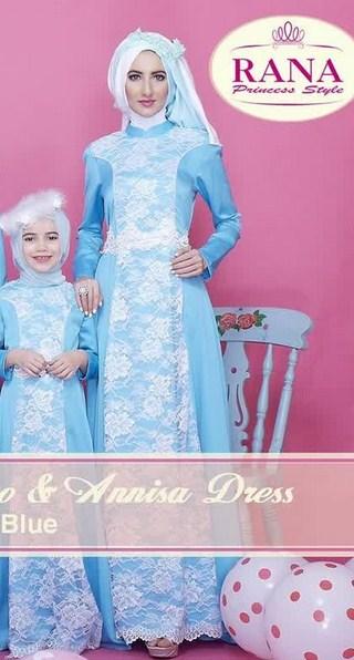 Contoh Foto Baju Muslim Modern Terbaru 2016: Contoh Desain ...