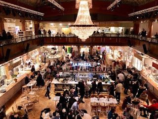 Be Italian at Eataly Stockholm