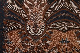 Kain Batik Tulis Motif Lar Kombinasi Parang