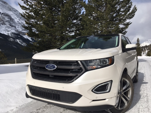 I Had The Opportunity To Test Out The  Ford Edge Sport For A Weekend Recently My First Impressions Were Quite Positive Due To The Attractive Exterior