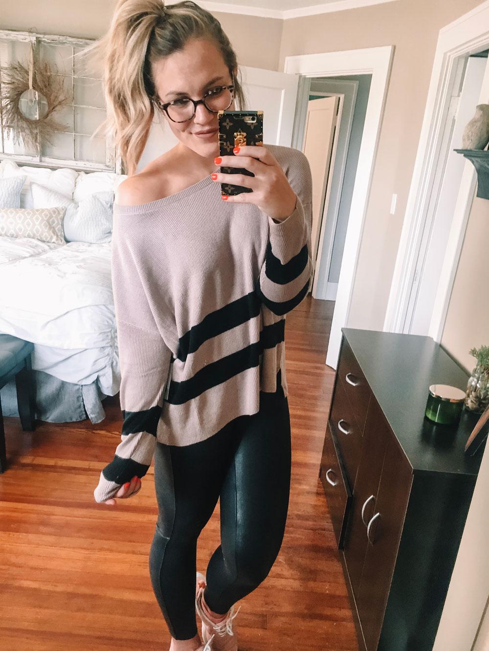 nordstorm sale varsity sweater