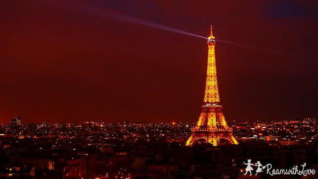 review, Honeymoon, france, Paris, รีวิว, ฝรั่งเศส, ฮันนีมูน, L'Arc de tromphe,ประตูชัย