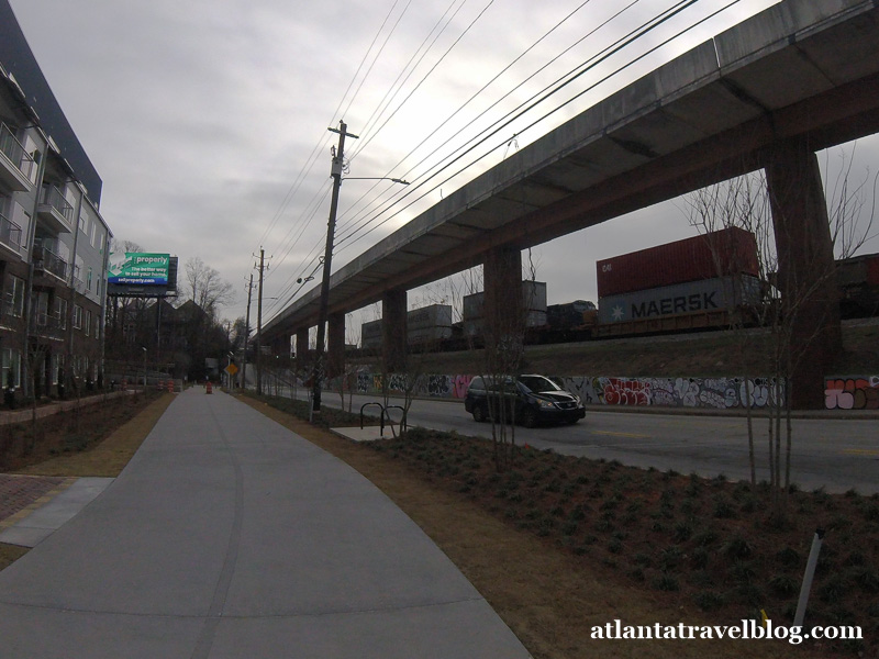 Atlanta BeltLine Eastside Trail