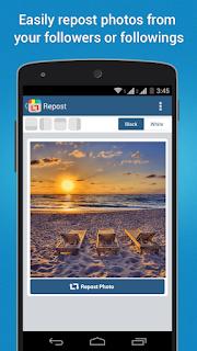Sebenarnya anda sanggup mendapat banyak benefit setiap kali memakai  8 Aplikasi Repost Instagram Android yang gampang digunakan