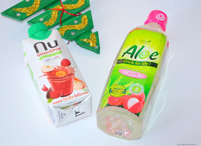 smoothie - aloe vera - boisson naturelle