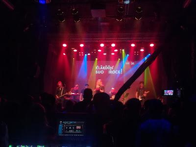 Eläköön Suomirock gaala