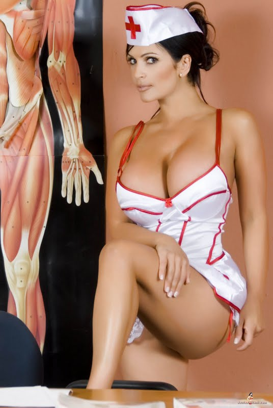 Hot Sexy Nurse Photos