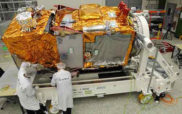 Pleiades satellites