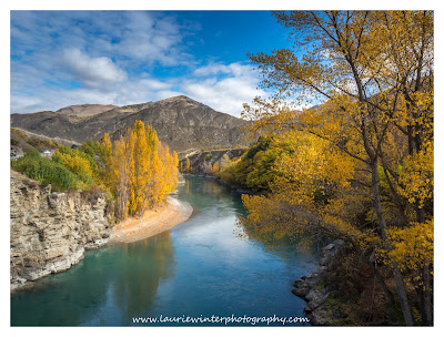 Autumn, Kawerau River, Queenstown