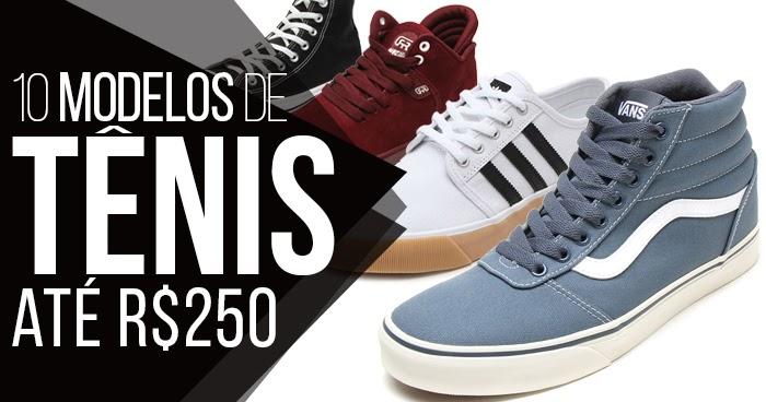 6c16163b6ac Macho Moda - Blog de Moda Masculina  TÊNIS MASCULINO BARATO  10 Sneakers  ANIMAIS até R 250 na Kanui
