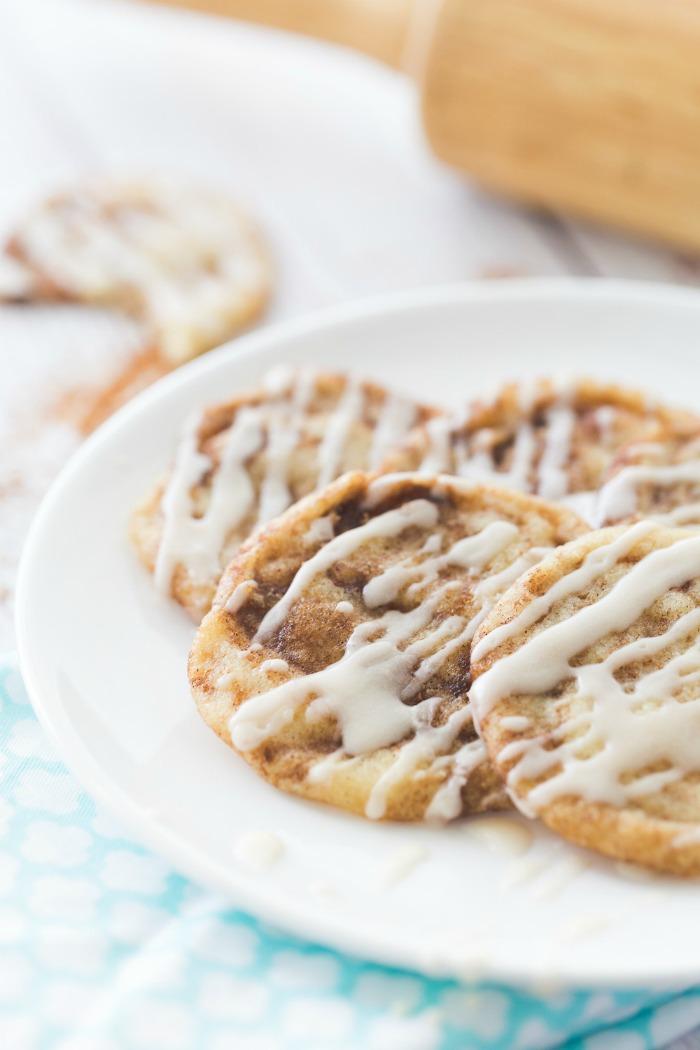 Cinnamon Bun Dessert Recipe Ideas
