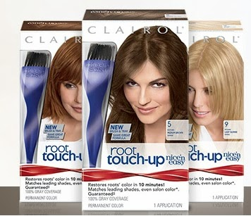 Clairol Nice N Easy Hair Color  Natural Blue