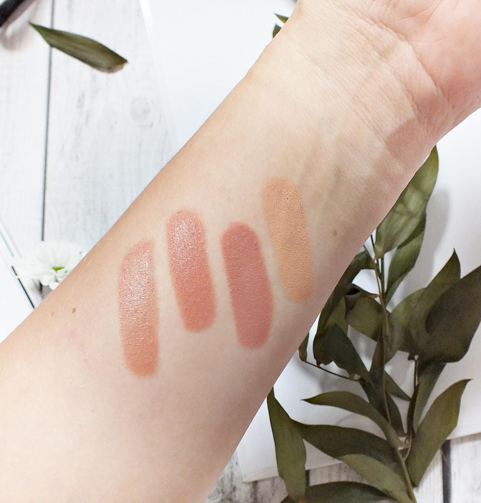 Nowe odcienie Golden Rose Matte Lipstick Crayon