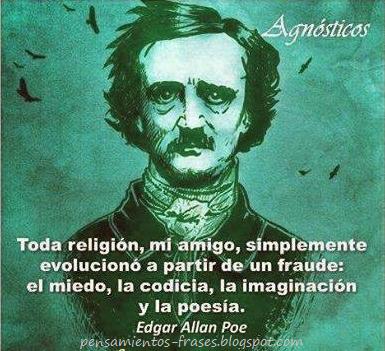 frases de Edgar Allan Poe
