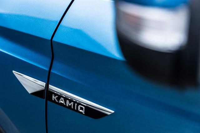 Volkswagen T-Cross / Skoda Kamiq