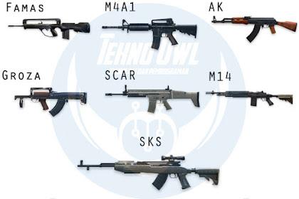 Senjata Assault Rifles Tersakit dan Terbaik Free Fire