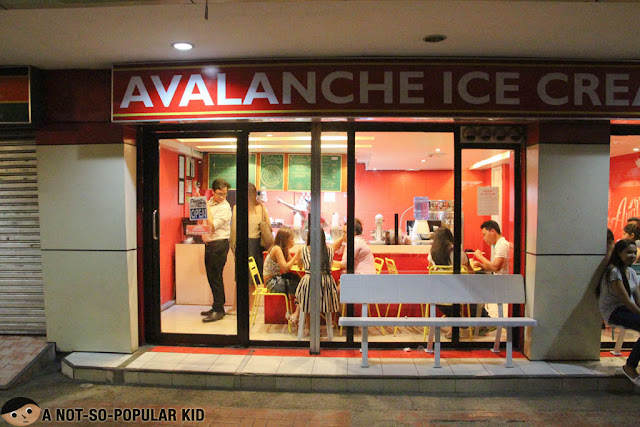 Avalanche Ice Cream Shop