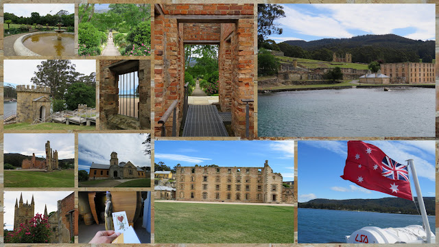 What to do on the Tasman Peninsula: explore historic Port Arthur penal colony