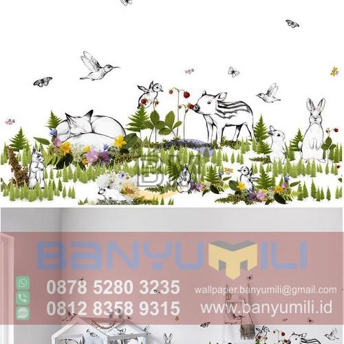 0812 8358 9315 - distributor wall sticker murah berkualitas untuk