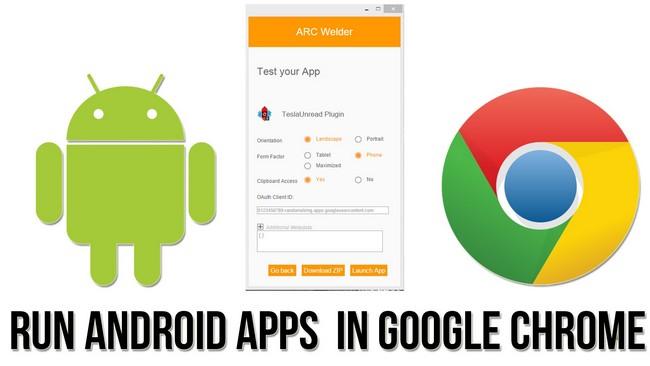 "[How to]: Ο ευκολότερος τρόπος για να ""τρέξετε"" Android εφαρμογές στο PC σας"