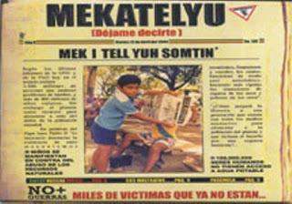 MEKATELYU - Mek I Tell Yuh Somtin' (2004)