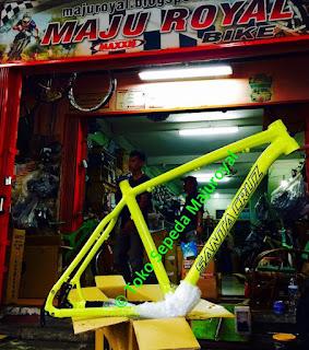 Frame Santa Cruz Chameleon 650B atau 27,5in size L