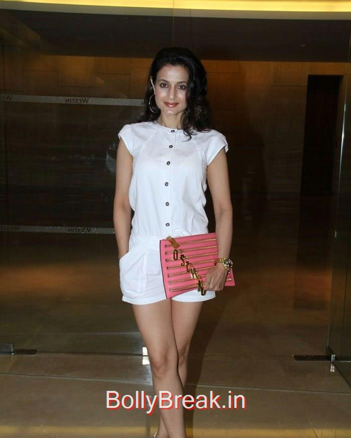 Amisha Patel, Amisha Patel Hot Pics at Luxury Comfort Mattress Launch
