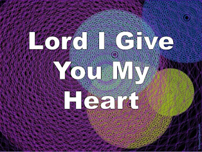Hillsong Lord I Give You My Heart