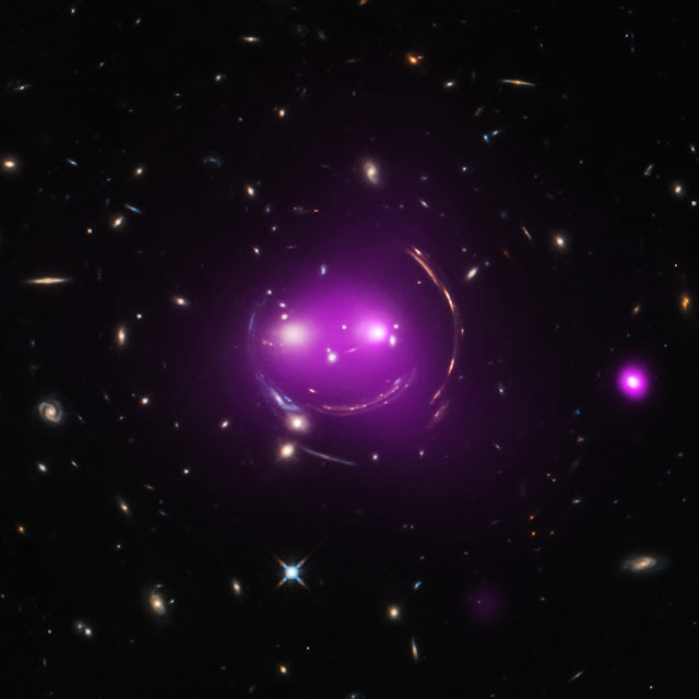 Cheshire Cat Galaxy Group