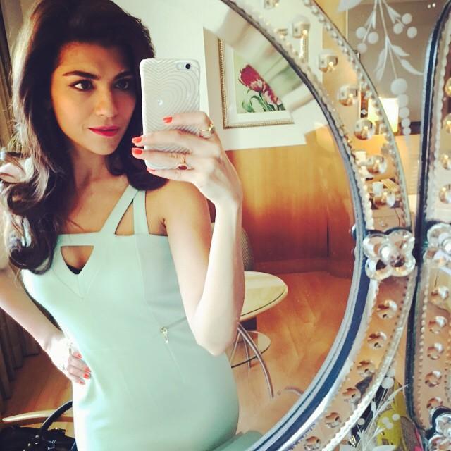 i ❤️ venetian mirrors . dress by @riverisland ! summertime , cutout dress , s , keepitsimple and sexy ,
