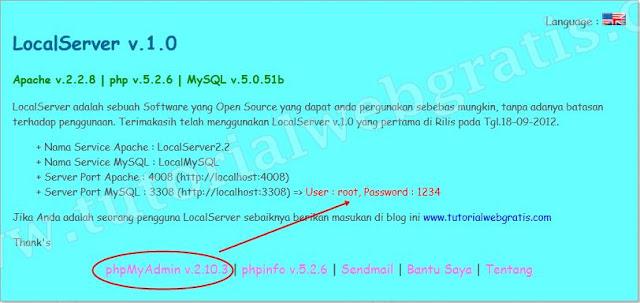 ... membuat Applikasi Web baru, silahkan berkreasi sesuka anda dengan PHP